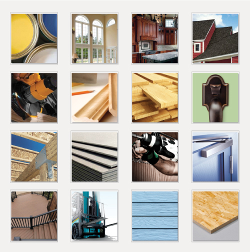 Numerous Building Industry Thumbnails